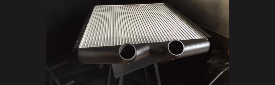 Custom Aluminium | Northern Radiators